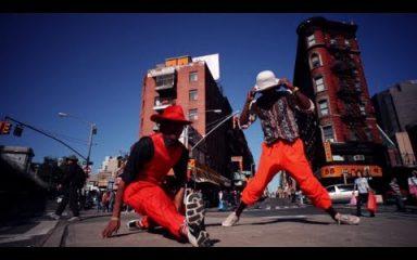 ロックダンスと衣装がカッコイイ!Hurrikane & Firelock