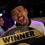 日本のICHIが見事優勝!SDK.EUROPE 2016 ロックダンス!
