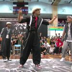 見ていて楽しいロックダンス!OBS 2013 Judges Showcase!