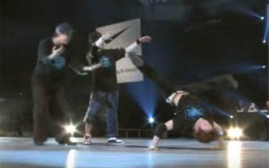 ブレイキンvsロッキング!RIZE 2009を制したのは埼玉大学!