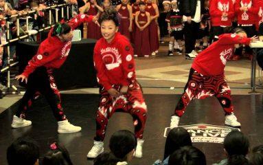 かわいさと上手さで2度ビックリ!TOMATOのダンスが凄い!