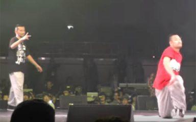 フリースタイル部門を制したのはWAPPER!DANCE@LIVE2012