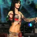 リトアニアのベリーダンサーDovile!Queen of the Pyramid 2010