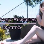 夏だ!プールだ!Dyttoが水着でフィンガータット!