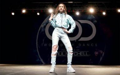 ずっと見ていられそう!Dyttoのダンスが凄い!WOD Dallas 2016