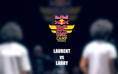 Les Twins兄弟対決!Red Bull BC One Camp France 2016