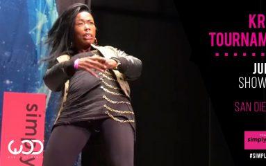 あのMiss Prissyがしっとりと踊る!WOD Judges Showcase