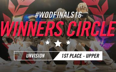 UNVISIONがWorld of danceで優勝!日本が2部門で世界一!