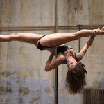 美・技・体!アートの域に達したポールダンサー!Karo Swen