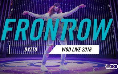 曲をさらに昇華させてしまう Dytto のダンス!WOD Live 2016