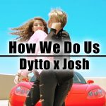 リア充感満載!Dytto x Joshの<s>イチャつき</s>コラボダンス!