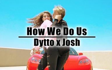 リア充感満載!Dytto x Joshのイチャつきコラボダンス!