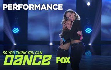 なんだか幸せな気分になれるタップダンス!Emma & Gaby
