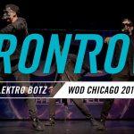 Elektro Botz のアニメーションが凄い!WOD CHICAGO 2016