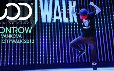 JAJAのキレキレダンスが熱い!World Of Dance Citywalk 2013