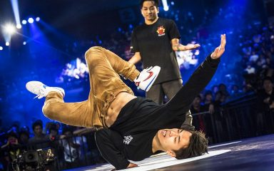 Isseiが日本人初のRed Bull Bc One優勝!2016名古屋