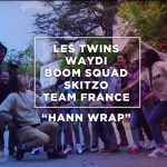 Les Twins、Skitzo、Waydiなどの豪華リレー!チームフランス