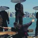 傘を使った振付けが超COOL!Lia Kim in ニューヨーク