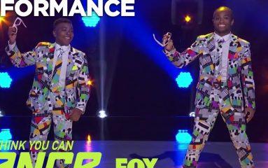 見てて楽しい!Kida & Fik-Shun のエンターテイメントなダンス!