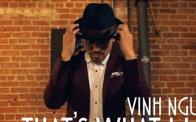 Kinjazの色男、Vinh Nguyen の振付けがオシャレすぎる!