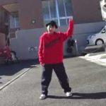天才キッズポッパー「Ringo Winbee」のストリートダンス