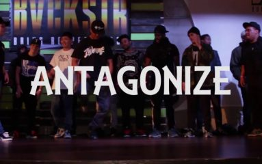 Antagonizeのクランプが熱い!Tight Eyex Street Legend