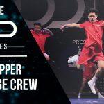 WODフィリピン2017を制したNitrous Image Crewのダンス!