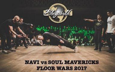 FLOOR WARS 2017ファイナルバトル!優勝チームは?