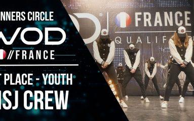 HIP-HOPとR&Bを上手く踊りこなす!WODフランス2017