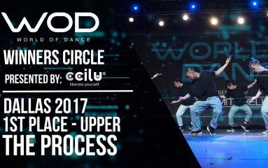 このダンスあなたは何を感じ取る?WOD Dallas 2017