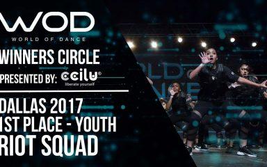 YouthはRiot Squadが一位に輝く!WOD Dallas 2017