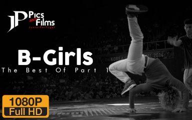 B-Girlの進化が凄い!パワームーブを追求する女性達!
