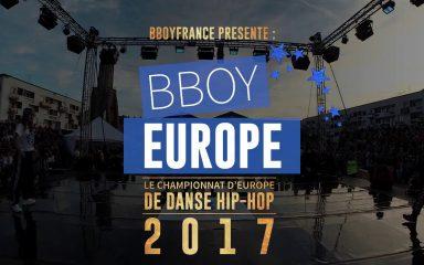 天才B-Girl TERRA一歩及ばず!BBOY EUROPE 2017