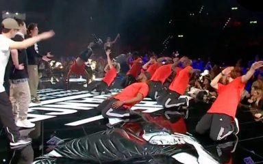 The Dance 2017がまるでリアルYou Got Served状態!