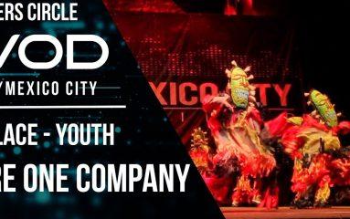 細かいことは気にするな!World of Dance Mexico 2017