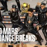 Bruno Marsのダンスコレクションがカッコイイ!