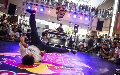 Steez が Red Bull BC One Japan Cypher 2017を制す!