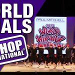 これぞロックダンスの醍醐味!HHI's 2015 World Finals