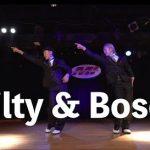 ドラムの音ハメLock'nがヤバ過ぎる!Hilty & Bosch