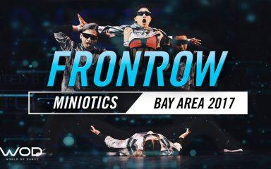 第二のPoreoticsとなれるか?WOD Bay Area 2017