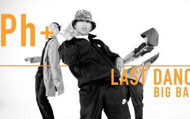 BIG BANGの名曲LAST DANCEを完璧に踊りで表現!