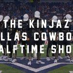 忍び7人衆!Kinjazがカッコイイ!NFL Halftime Show