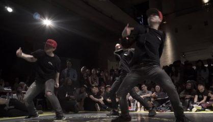 TWIGGZ FAM(日本)IIB 2017 のダンスが鳥肌もの!