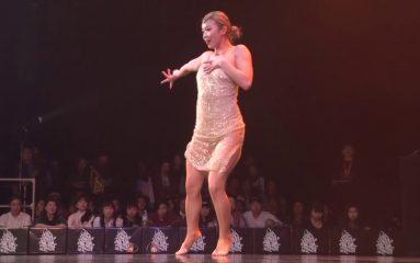 台湾の舞姫Chrissy Chouが優勝!OLD SCHOOL NIGHT
