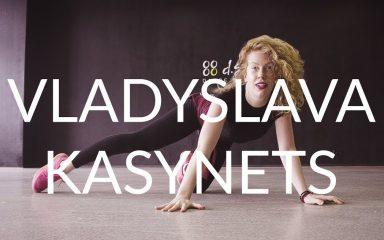 過激な歌詞をしっとりと踊りこなす! Lada Kasynets