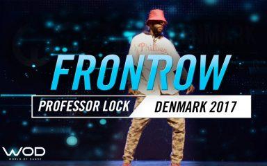 ロックテイストのフリースタイル!Professor Lock