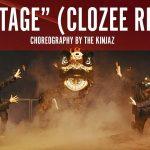 Kinjazと一緒に踊る中国獅子舞がカッコ良すぎる!