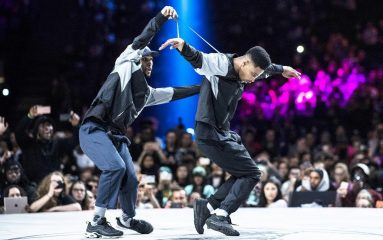 Niako & Iceeが2度目の優勝!Juste Debout HipHop