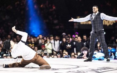 POPPIN部門初となる3度目の優勝!JUSTE DEBOUT