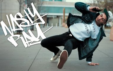 スタイリッシュにブレイクダンス!BBOY NASTY RAY